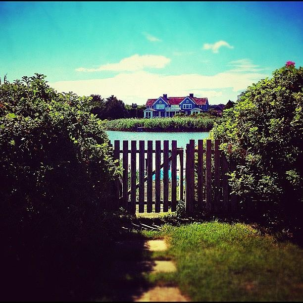 Hamptons Photograph - @courtneywittich Lets Go For A Boat by Evan Kelman
