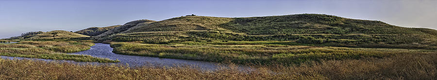 Coyote Photograph - Coyote Hills Regional Park by Nathaniel Kolby