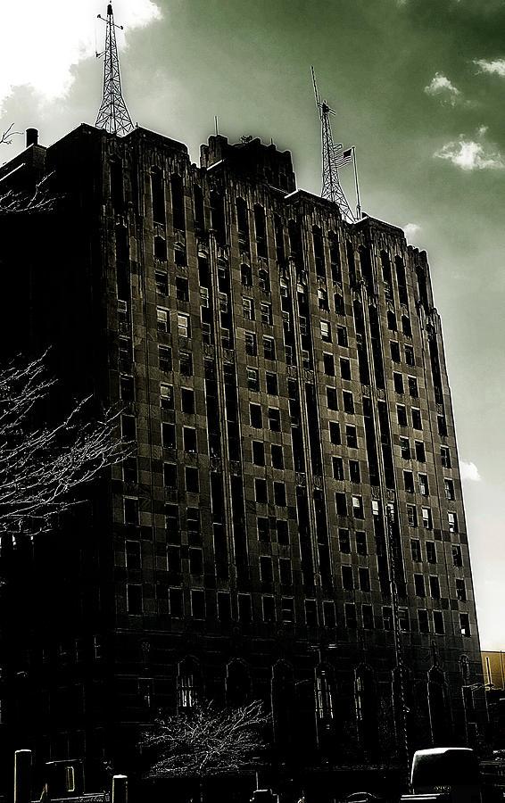 Hovind Photograph - Crack Zombie Apocalypse 2 by Scott Hovind