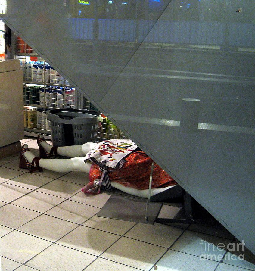 Crime Photograph - Crime by Yury Bashkin