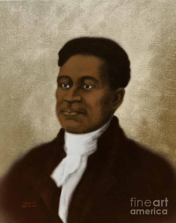 Crispus Attucks, African-american War Photograph by Science Source