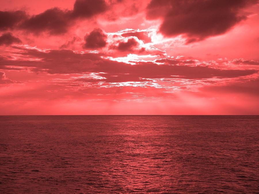Cromer Photograph - Cromer Sky by Julian Smith