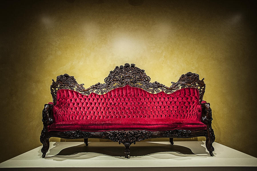 Cj Schmit Photograph - Crushed In Red by CJ Schmit
