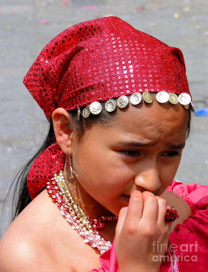 Al Bourassa Photograph - Cuenca Kids 53 by Al Bourassa