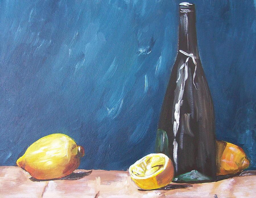 Culinary Painting - Culinary by Barbara Ruzzene