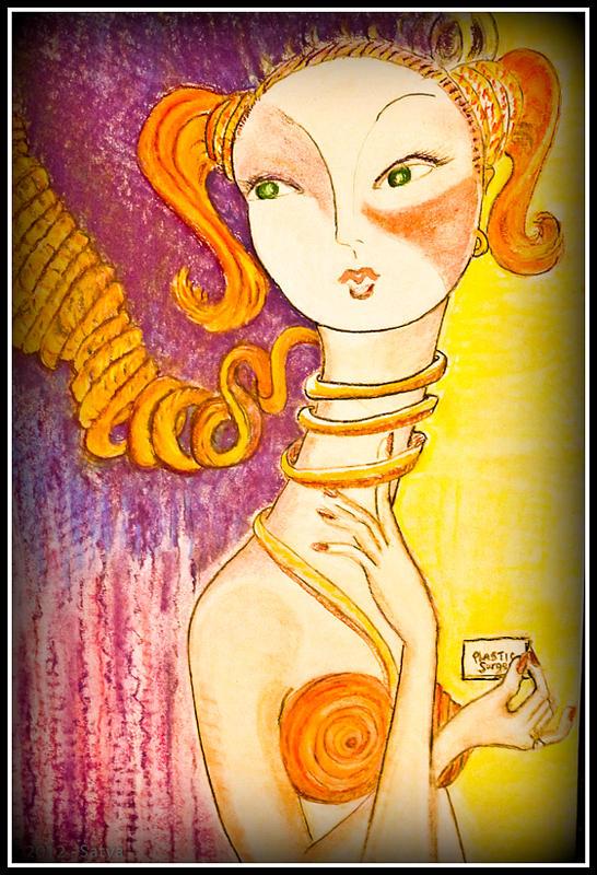 Thailand Pastel - Cultural Augmentation by Satya Winkelman