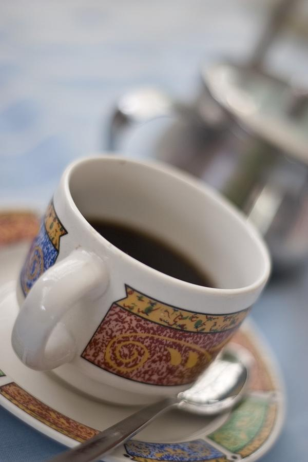 Beverage Photograph - Cup Of Coffee by David DuChemin
