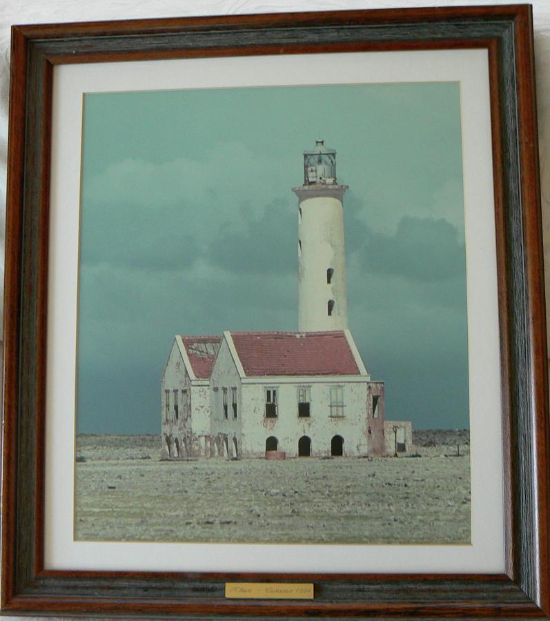 Lighthouse Photograph - Curacao Lightouse by Steven Mendal