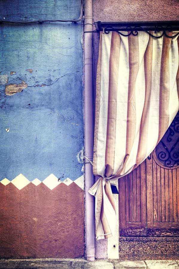 Curtain Photograph - Curtain by Joana Kruse