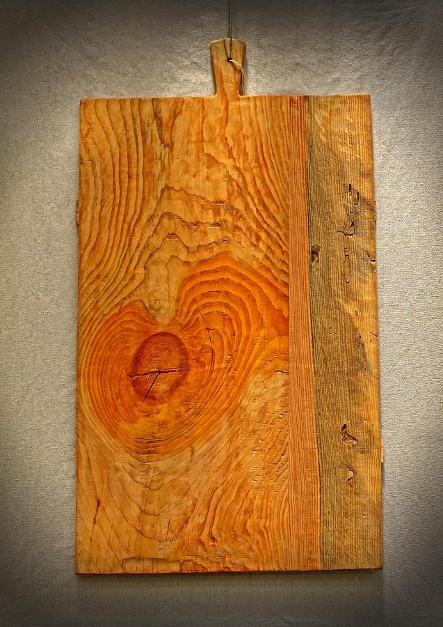 Cutting Board Photograph - Cutting Board by Dave Mills