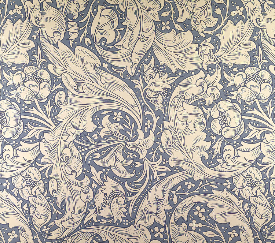 William Tapestry - Textile - Daisy Design by William Morris