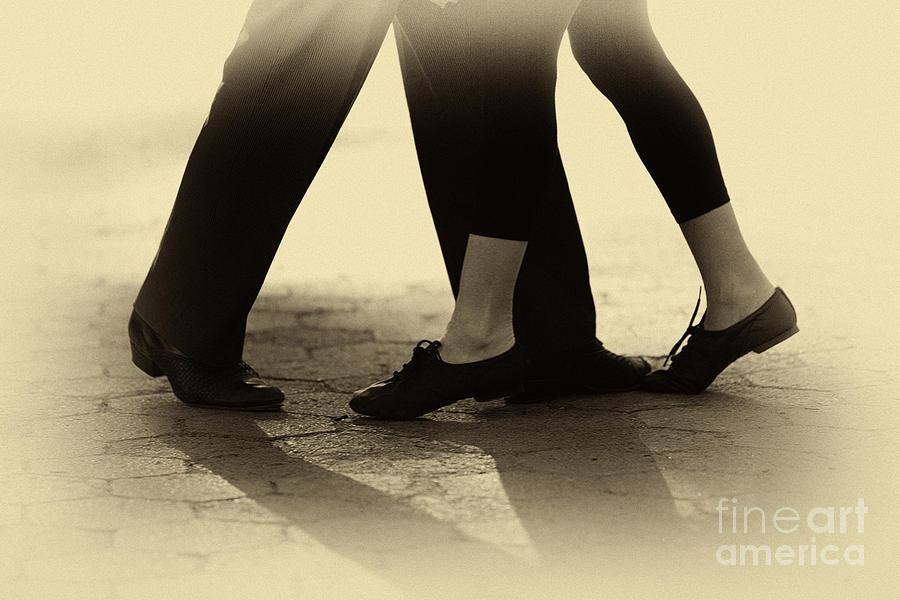 Dance Photograph - Dance Practice by Leslie Leda
