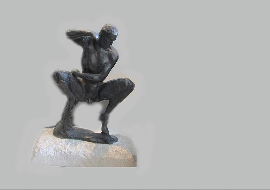 Dancer Sculpture by Colleen ODonnell