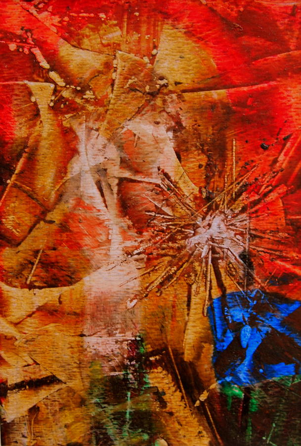 Dandelion Painting - Dandelion  by Tammy Cantrell