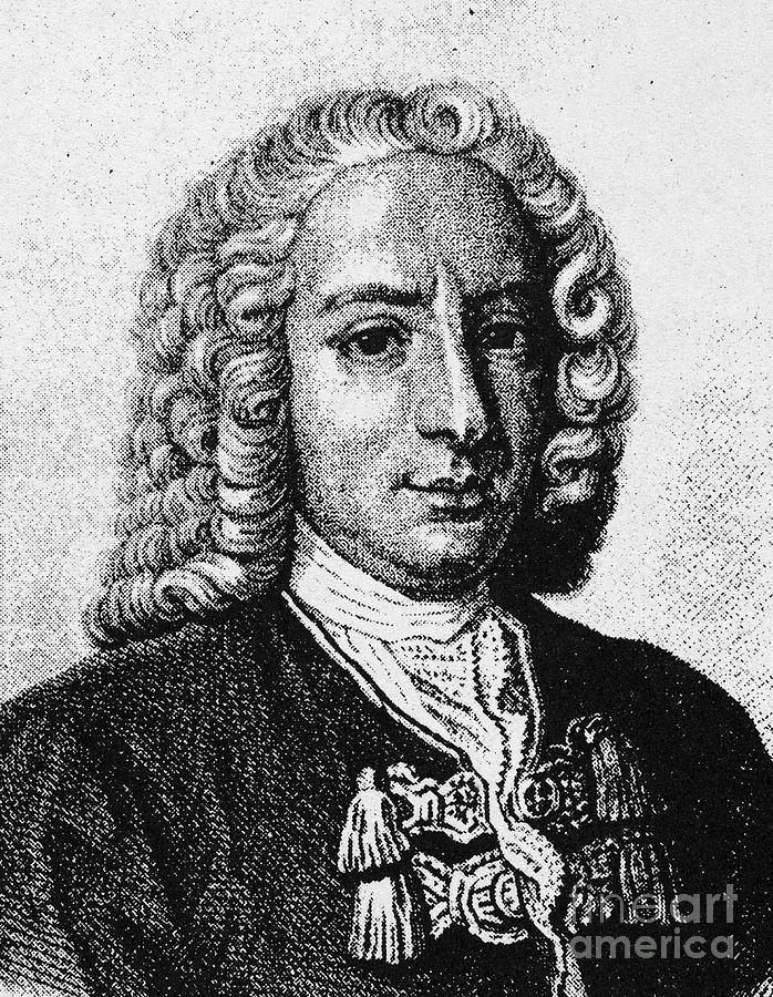 Daniel Bernoulli 1700 1782 Photograph By Granger