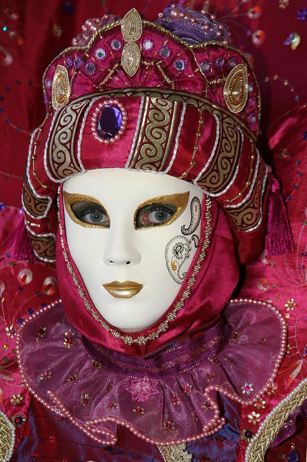 Venice Photograph - Danielles Portrait by Donna Corless