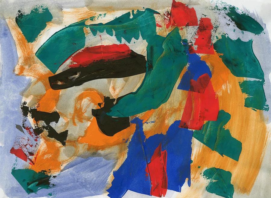 Dark Feelings Painting by Taylor Webb