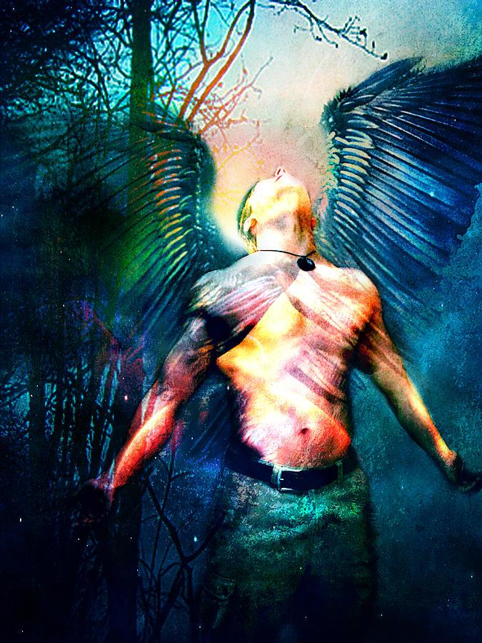 Dawning Angel by Nada Meeks