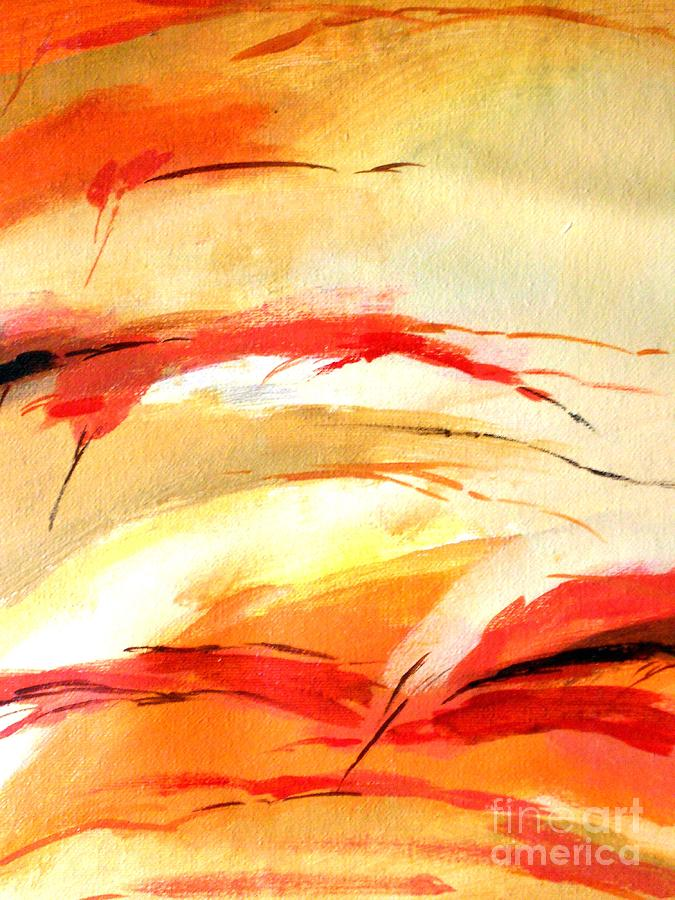 Dreams Painting - Day Dreams by Manish Verma