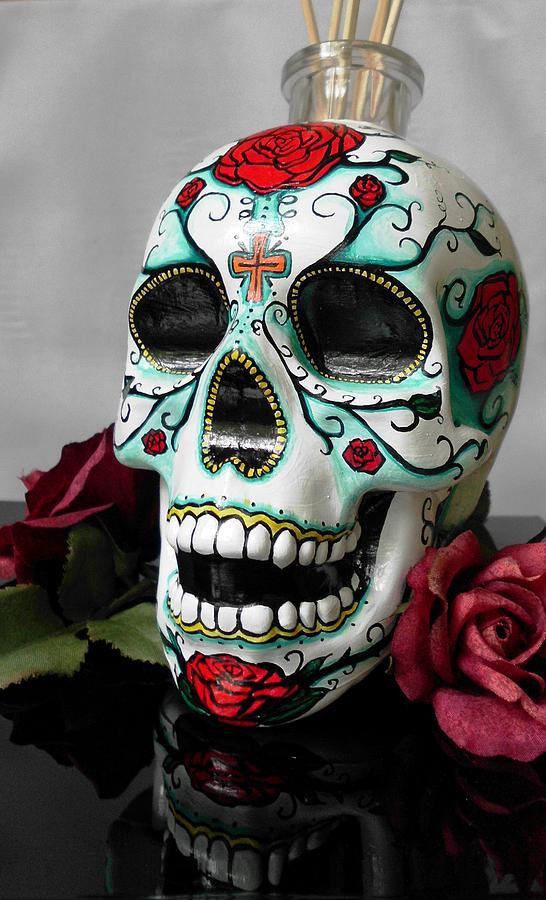 Mexican Face Paint Design
