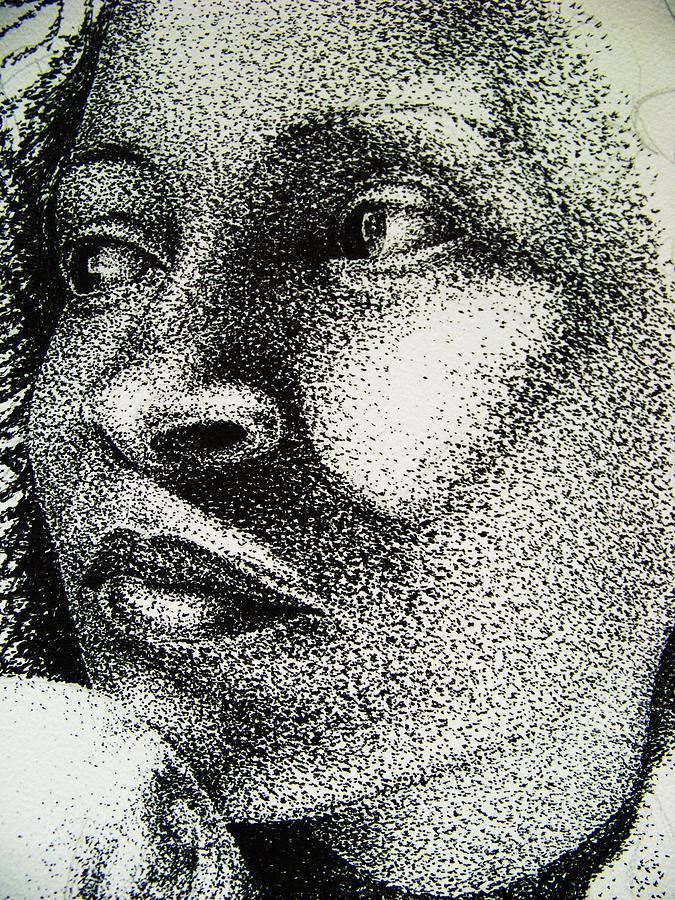 Daydreamin Ceramic Art by Reginald Charles Adams