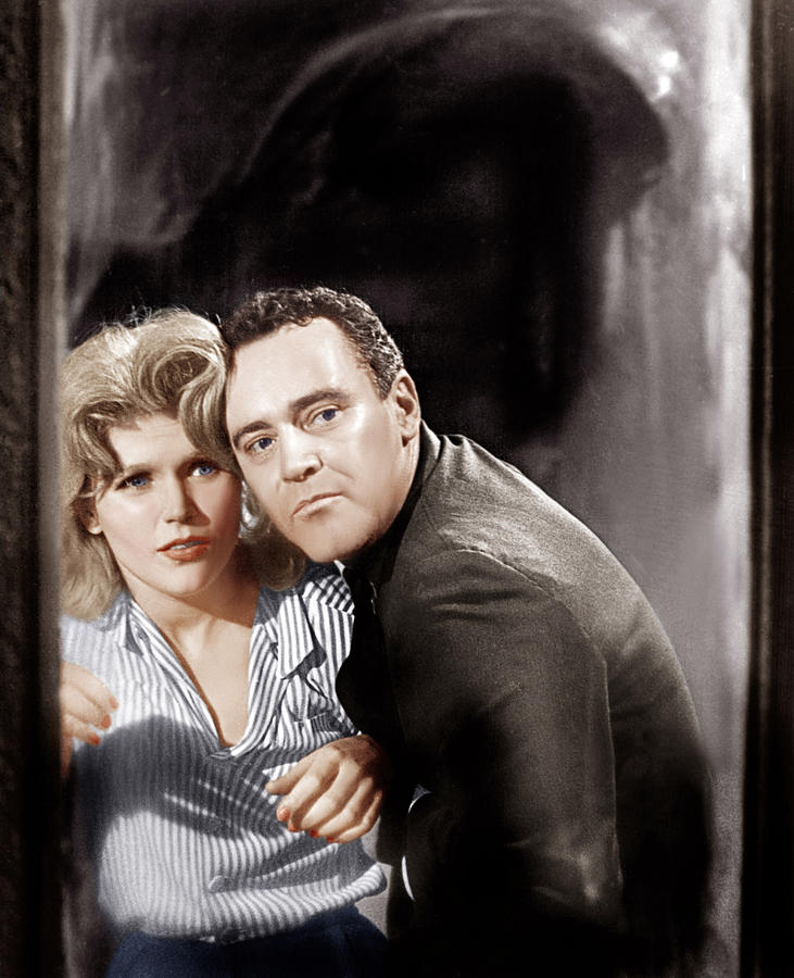 1960s Movies Photograph - Days Of Wine And Roses, From Left Lee by Everett
