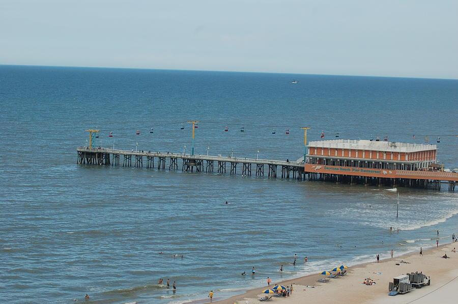 Restaurant In Daytona Beach Pier