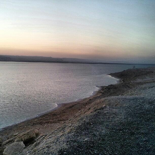Instagram Photograph - #deadsea #sea #water #jo #jordan #amman by Abdelrahman Alawwad
