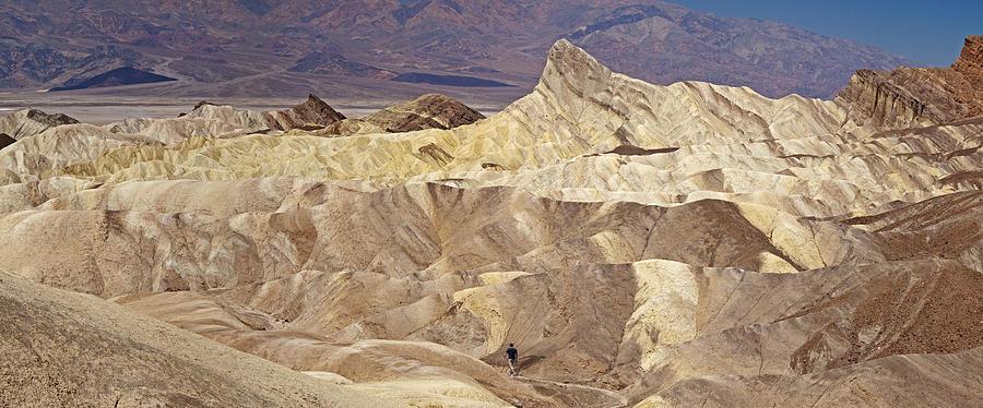 Death Valley - Zabriski Point View by Levin Rodriguez