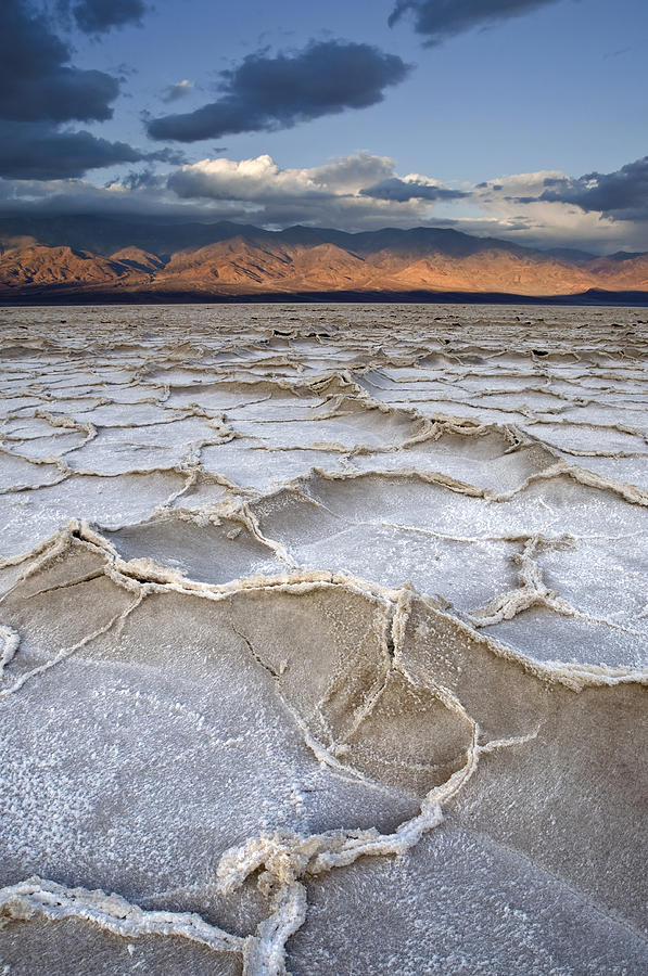 Death Valley Sunrise by Mike Irwin