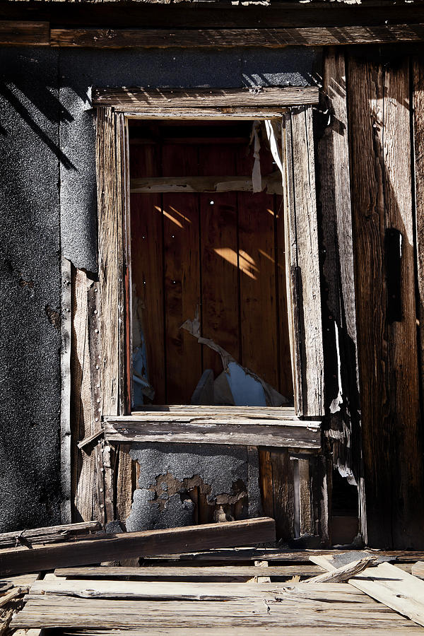 Old House Photograph - Decrepit 2 by Kelley King