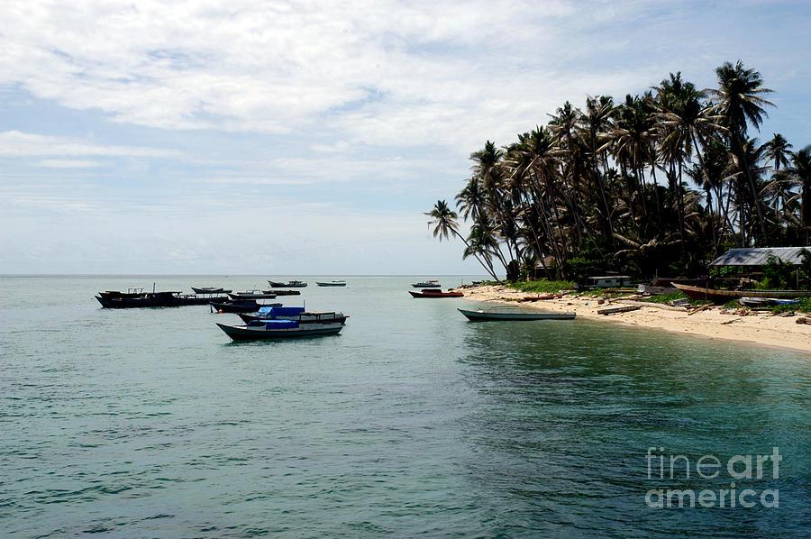 Island Photograph - Derawan Island by Antoni Halim