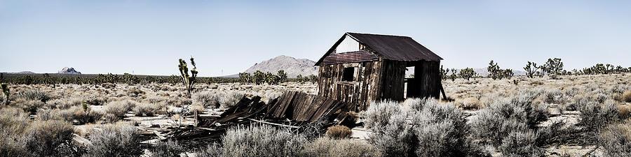 Abandoned Photograph - Deserted Desert Dwelling by Kelley King