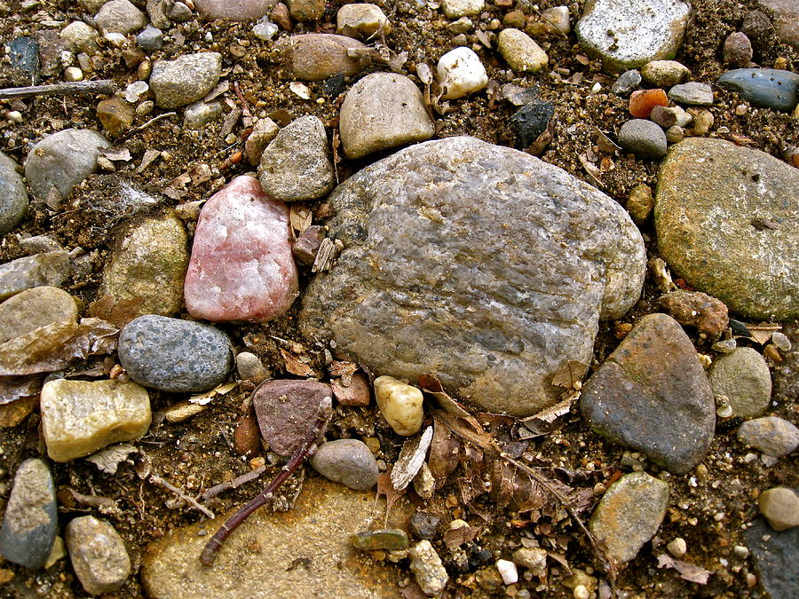 Nature Photograph - Designs By Nature - Fp3 - Rocks by Felix Zapata