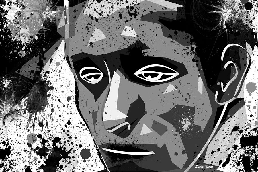 Despair Digital Art - Despair by Stephen Younts