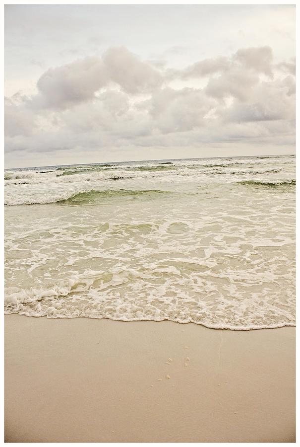 Destin Photograph - Destin Beach by Tiffany Zumbrun