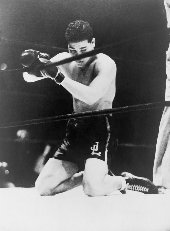 History Photograph - Detroits Brown Bomber, Heavyweight Joe by Everett