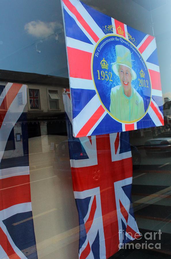 England Photograph - Diamond Jubilee 1952-2012 by Rene Triay Photography