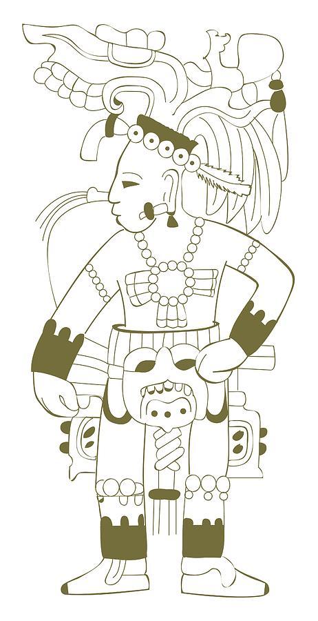 how to make a mayan headdress