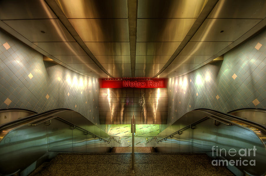 Hdr Photograph - Digital Underground by Yhun Suarez