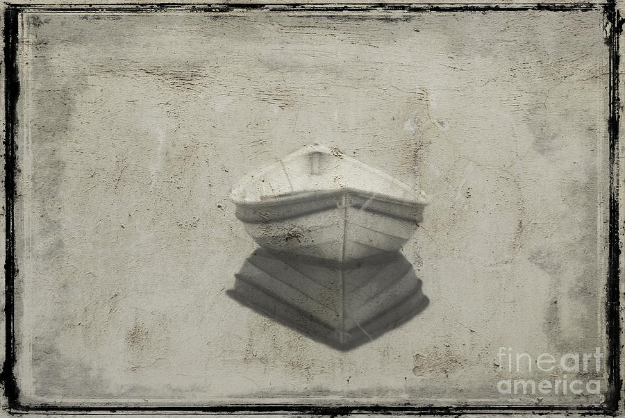 Dinghy Photograph - Dinghy by Jim Wright