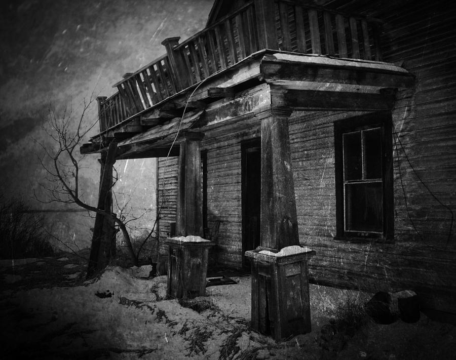 Barn Photograph - Dirty Thirty  by Jerry Cordeiro
