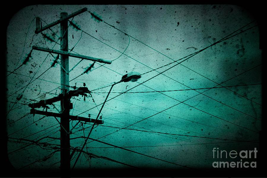 Parmi Photograph - Disconnection by Andrew Paranavitana