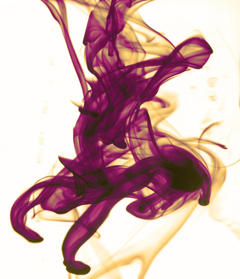 Ink Photograph - Divine Serenity by Sumit Mehndiratta