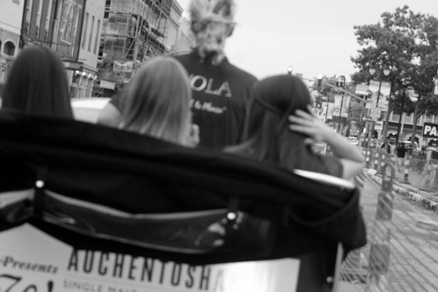 Rickshaw Photograph - Dizzy Ride by Rdr Creative
