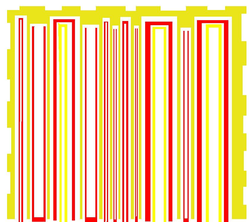 DNA Digital Art by Jorge Wilhelm Wilken