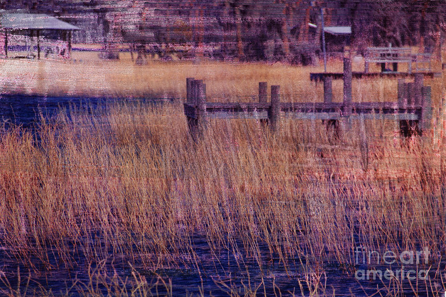 Dock on the Bay by Bob Senesac