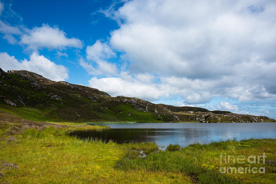 Donegal Photograph - Donegal Scenic by Andrew  Michael
