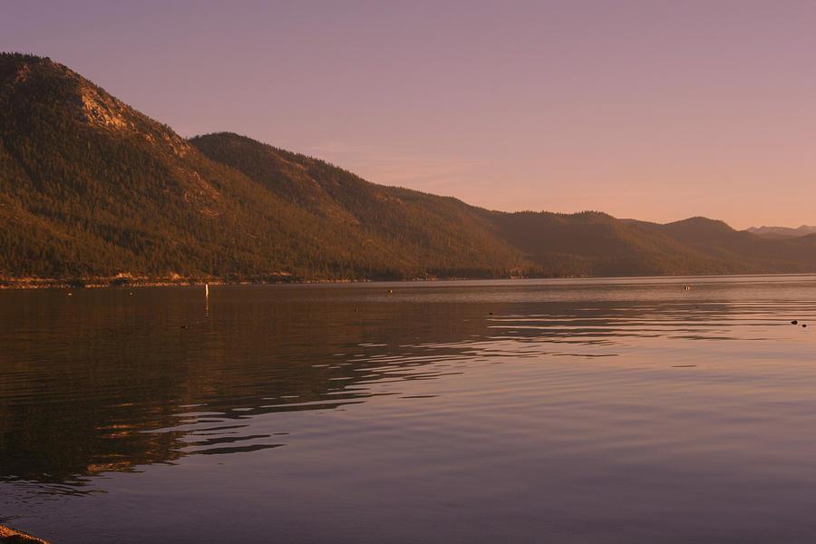 Donner Lake Photograph - Donner Lake by Adam Blankenship