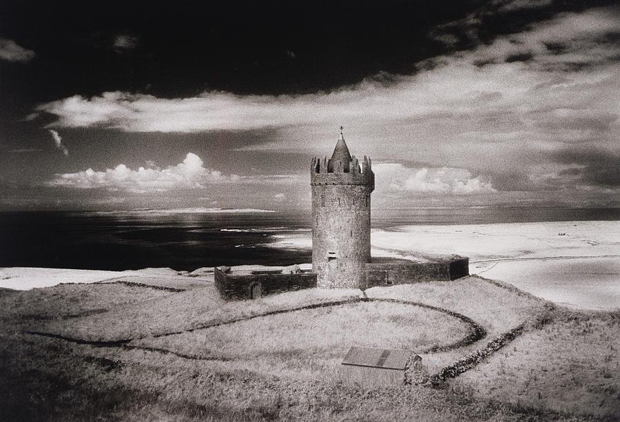 Doonagore Tower Photograph - Doonagore Tower by Simon Marsden